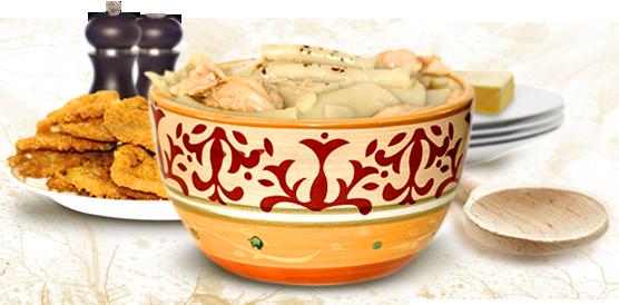 Dumplings Bowl