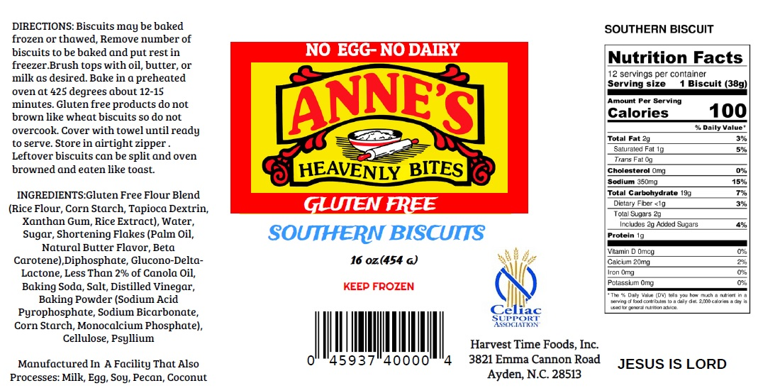 Southern Biscuit Dough - Order online at Anne's