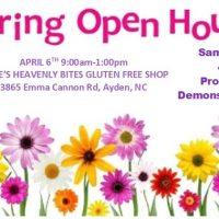 Slide - spring-open-house